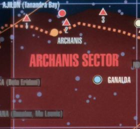 Archanis Sector (STSC)