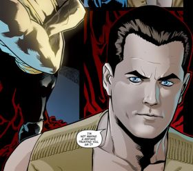 Christopher Pike in 2265 (TOS IDW MI #2)