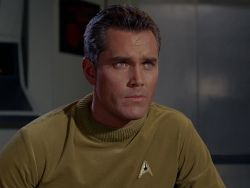 Christopher Pike in 2254 (TOS 00)