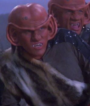 Armin Shimerman as Letek (TNG 107)