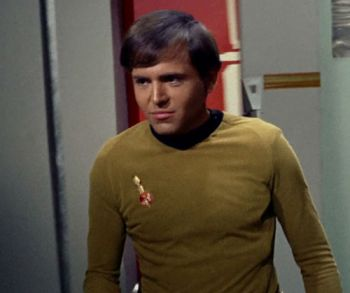 Pavel Chekov in 2267 (TOS 39)
